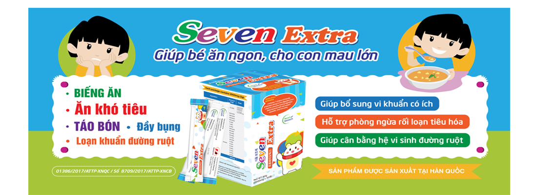 SEVEN EXTRA